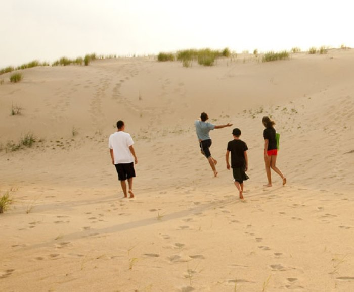 25 Family Vacations for Active Kids (Outer Banks, NC)