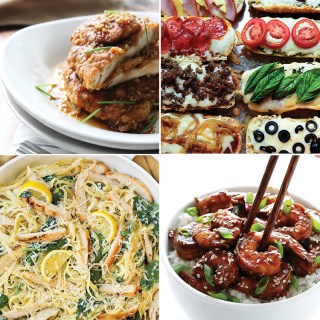 20 quick fix dinner recipes - These look SO good!