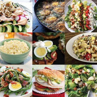22 Ways to Eat Hard Boiled Eggs