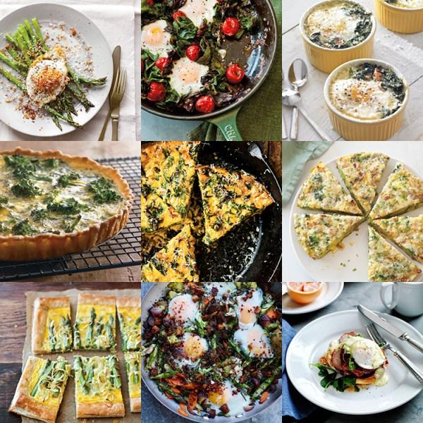 37 ways to eat veggies for breakfast