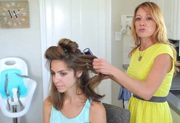 How to style your hair in 5 minutes
