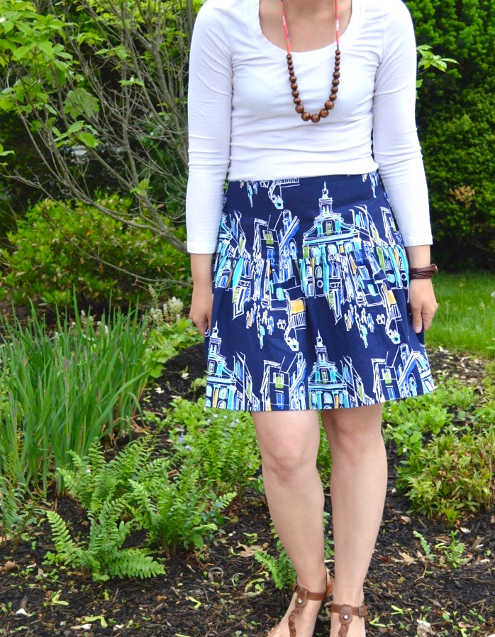 The Flirty Skirt - Free Pattern