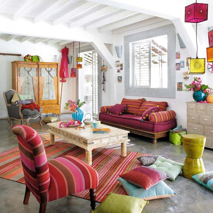 How To Bohemian Chic Your Home In 10 Steps Andrea's Notebook