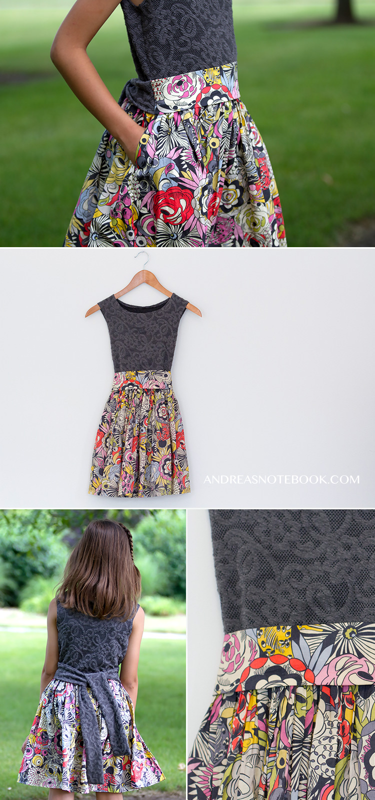 Liberty Dress tutorial