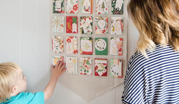 DIY Advent Calendar - Andrea's Notebook