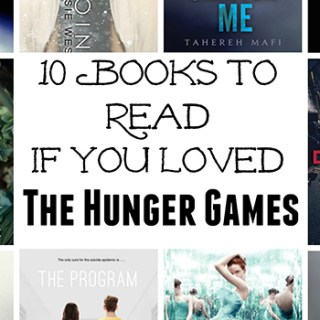 10 books you'll love if you loved the Hunger Games!