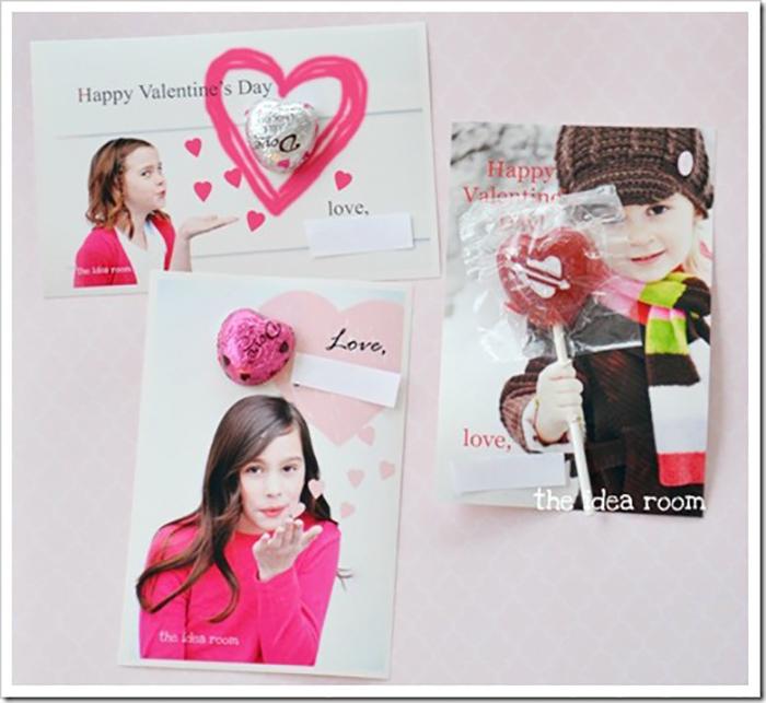 Photo Valentine's Day Card Ideas