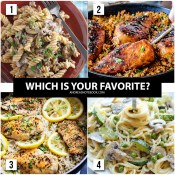 4 delicious one pot meals