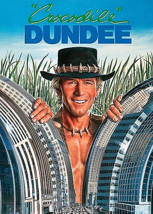 Crocodile Dundee - movies for teens and tweens