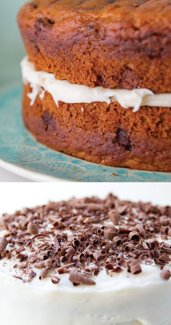 The best chocolate chunk pumpkin cake recipe