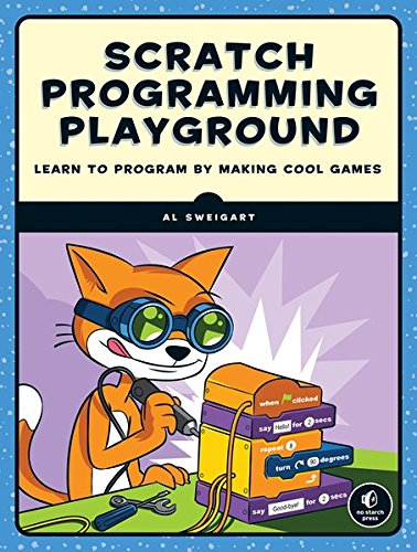 SCRATCH Programming Playground - kids learn to code