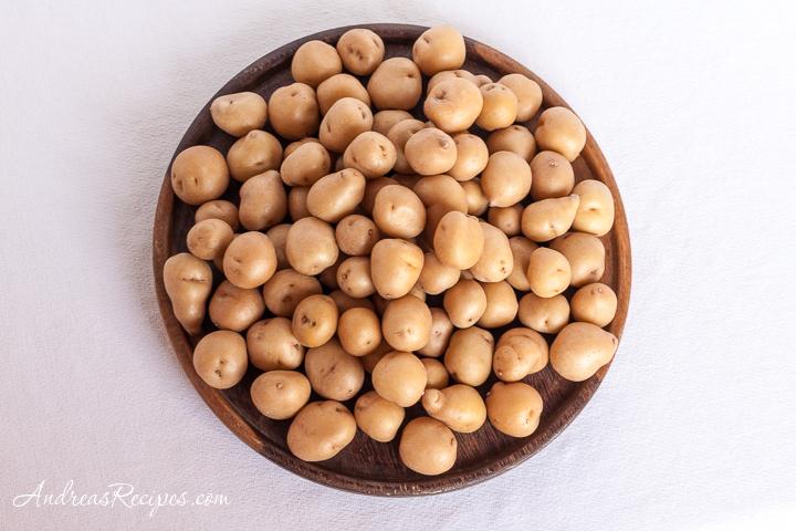 Papas Criolllas Potatoes - Andrea Meyers