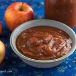 Slow Cooker Apple Butter - Andrea Meyers