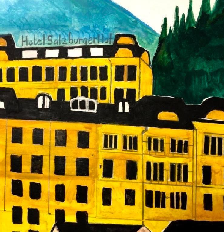 andreasrorqvist.org Andreas Rörqvist Art Konst Austria Österrike Hotell Alperna