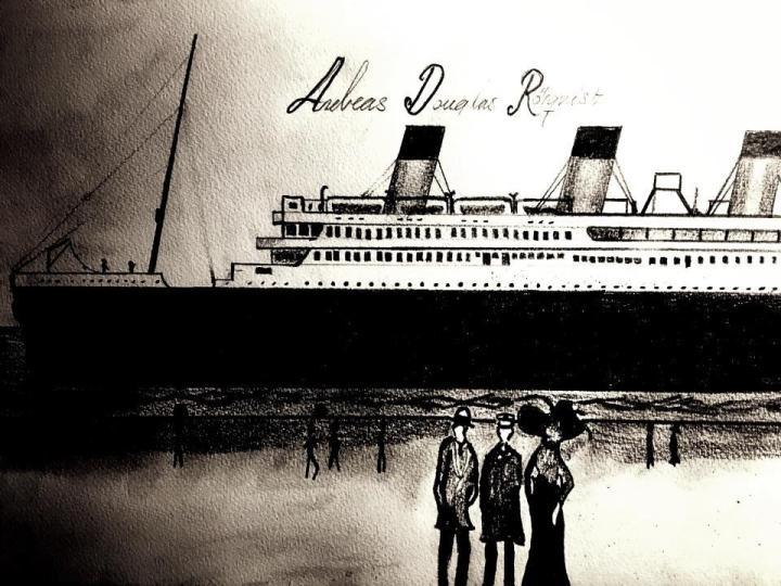 Titanic är kanske världens mest kända fartyg. Hon sjönk 1912 i Nordatlanten efter att ha kolliderat med ett isberg. Titanic hade dubbla bottnar och femton skott (väggar) som kunde stängas vid fara. Med hjälp av dessa skulle Titanic kunna hålla sig flytande med fyra avdelningar vattenfyllda. En större skada än så ansågs inte möjlig.