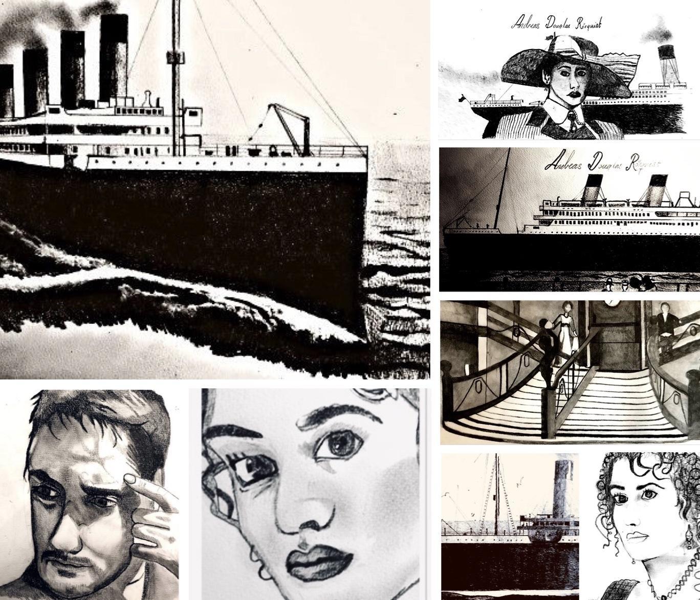 RMS Titanic White Star Line Andreas Rörqvist