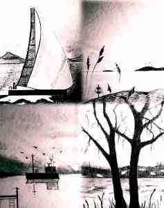 Homepage Andreas Rörqvist Smithska Udden Näset Göteborgs Skärgård