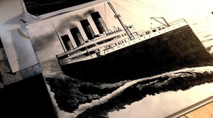Art Andreas Douglas Rörqvist Titanic