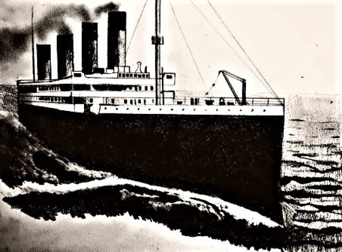 White Star Line RMS Titanic
