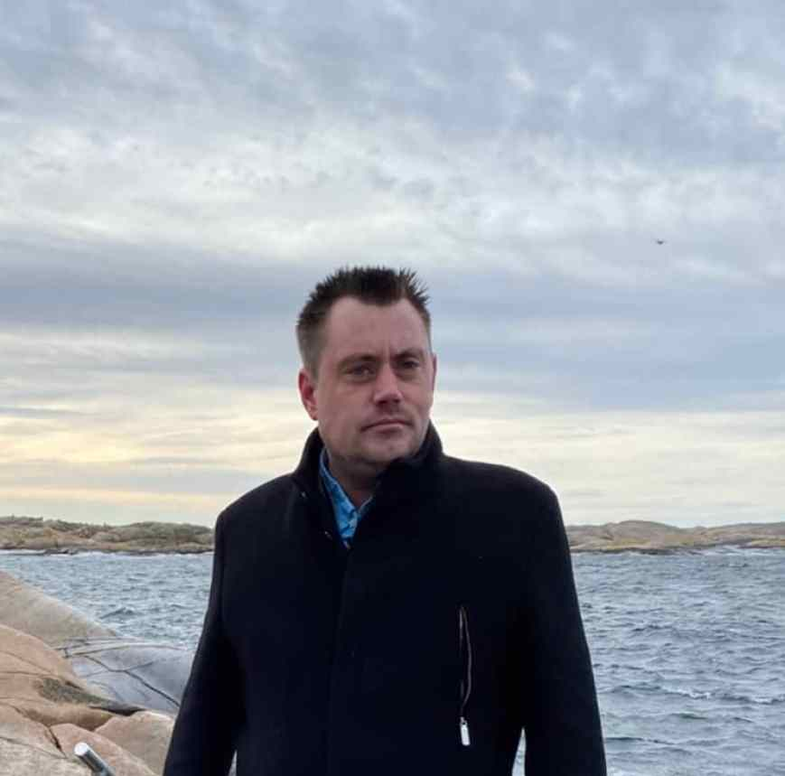 Andreas Rörqvist Hemsida