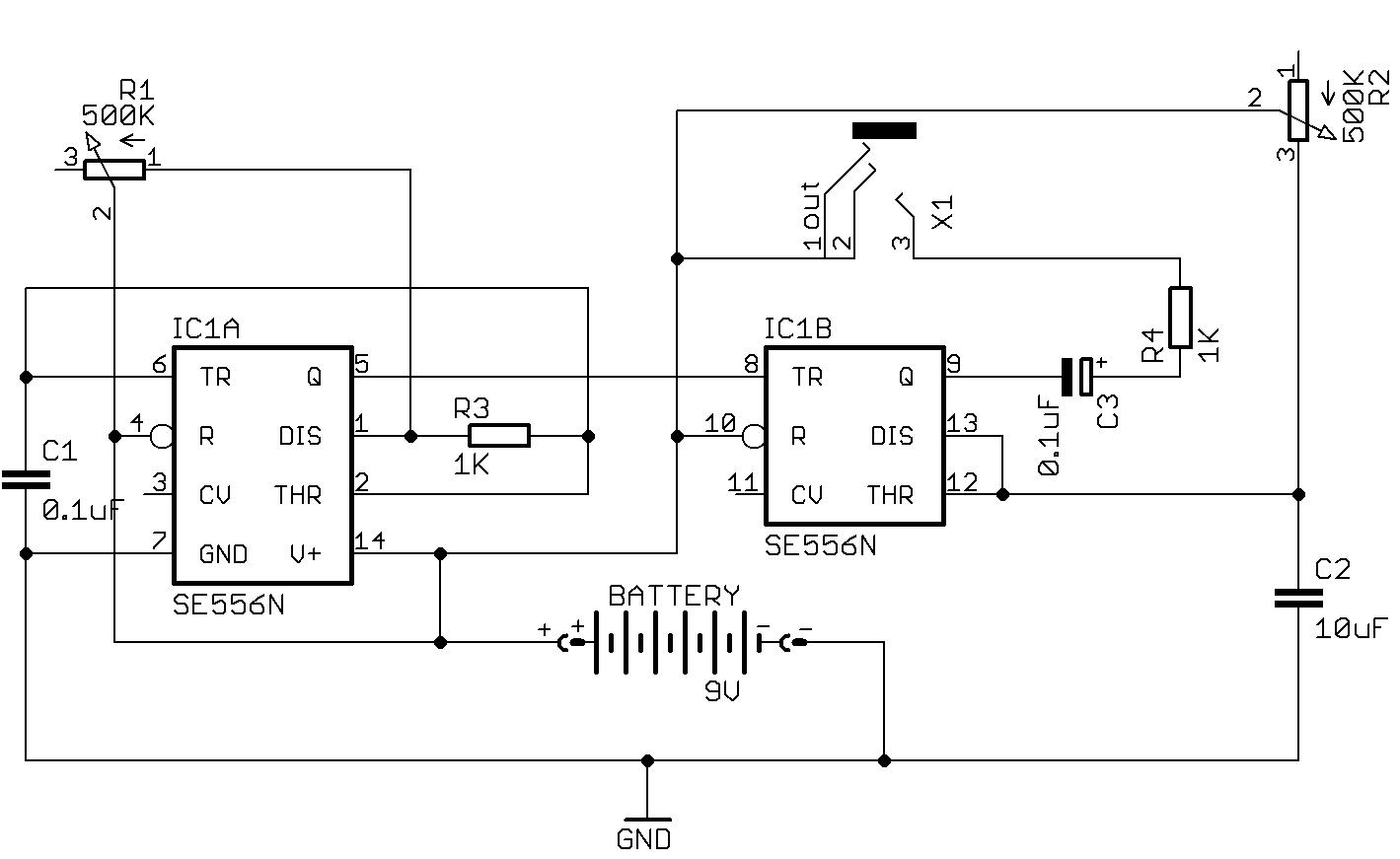 hight resolution of atari punk console tutorial andreas siagianrhandreassiagianwordpress atari 2600 wiring diagram at mywebline de