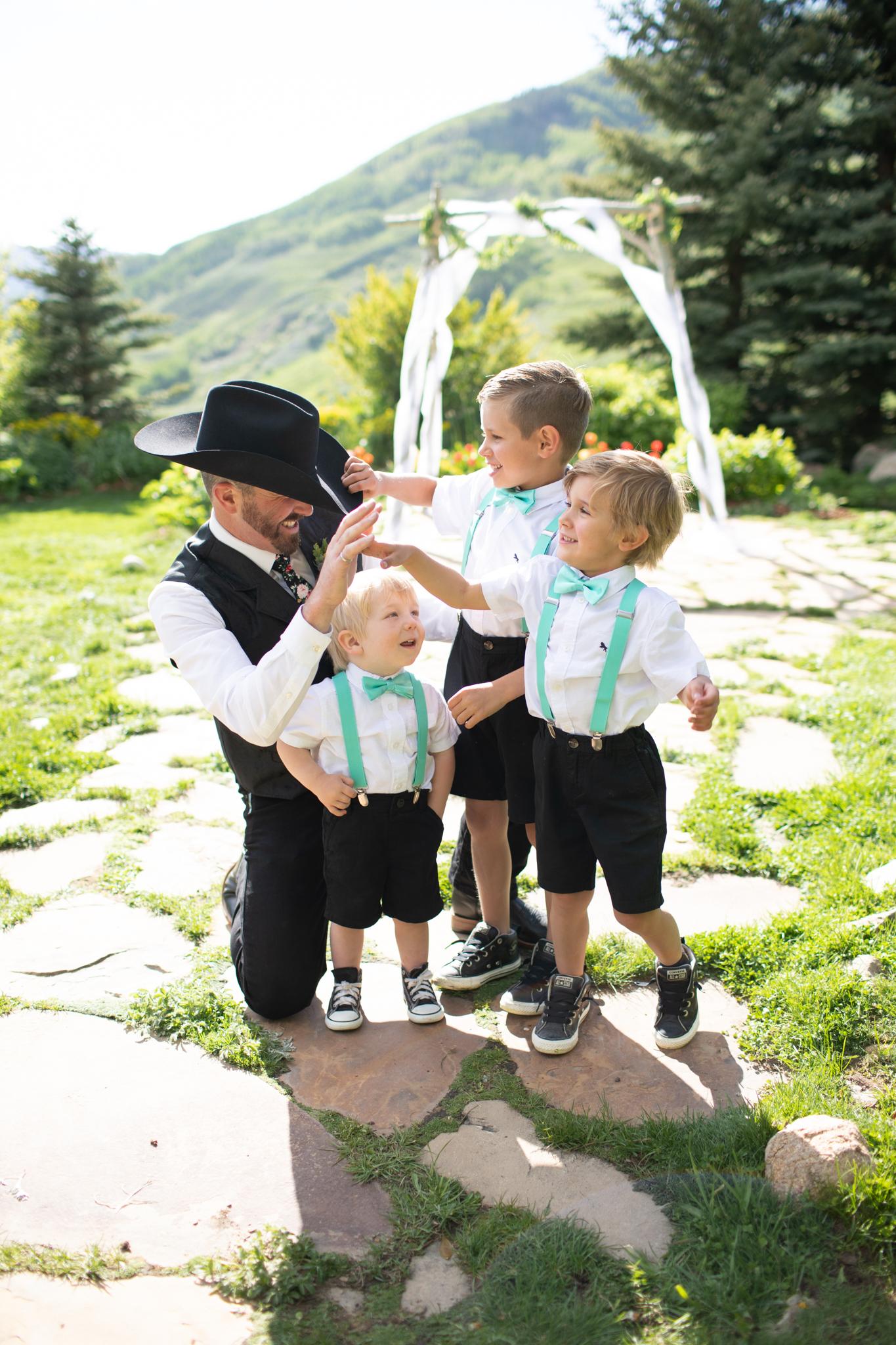 Crested Butte_Mountain_Wedding_Garden-27