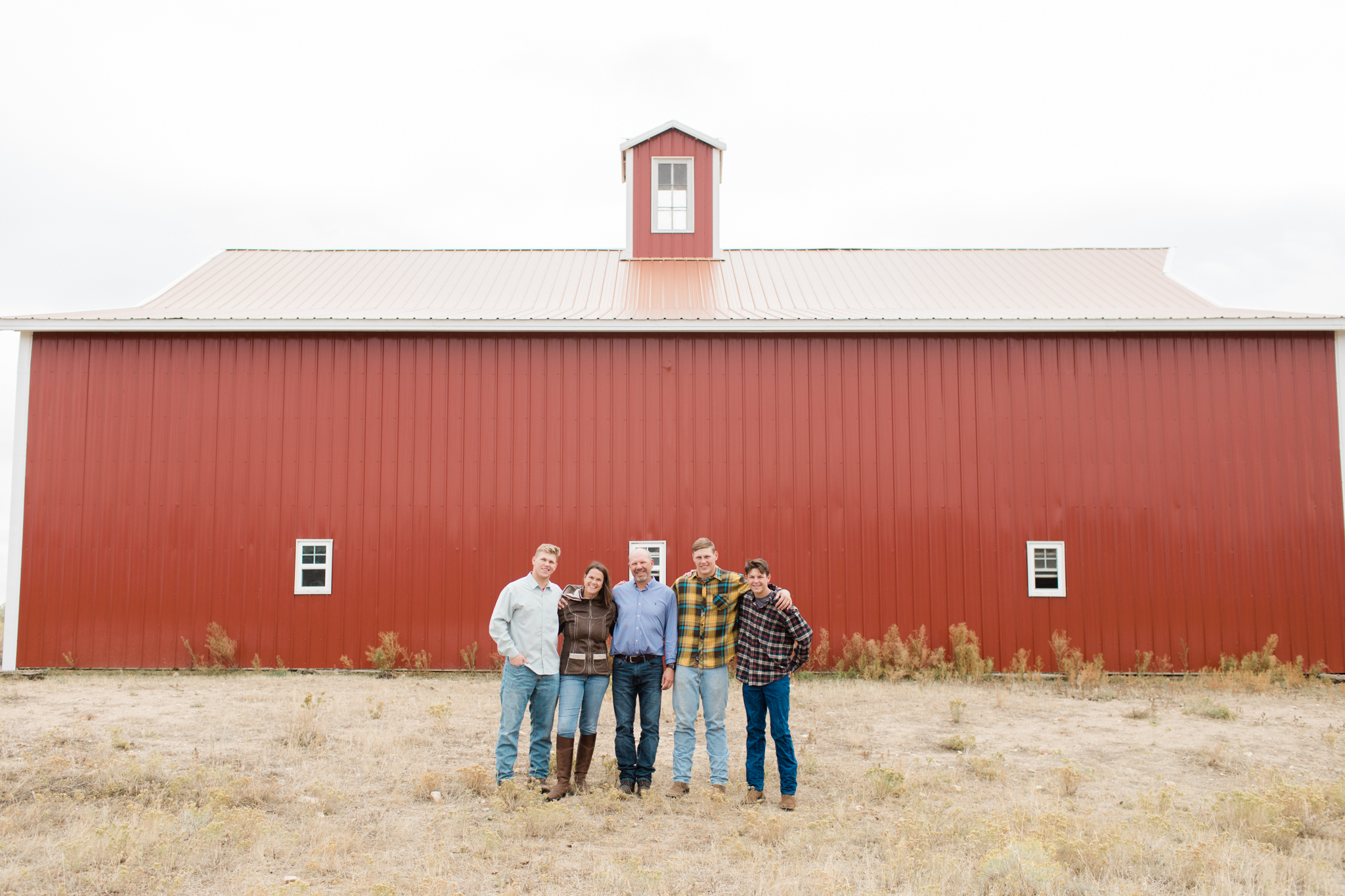 fall family farm photography session longmont colorado