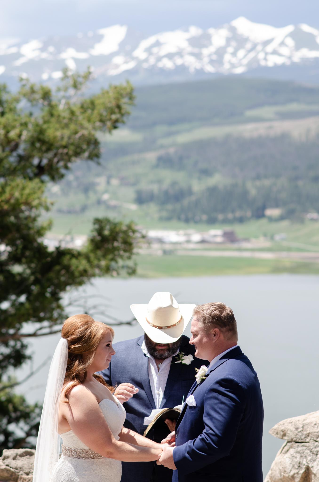 Sapphire Point Breckenridge Wedding Photographer