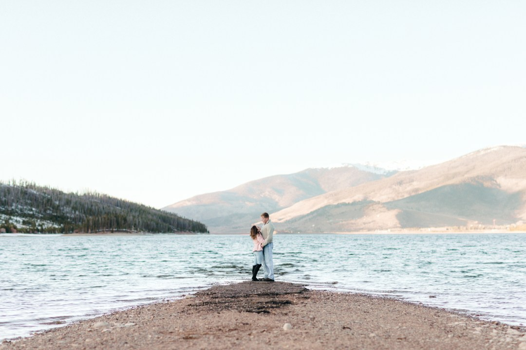 Sapphire Point and Lake Dillon Colorado Proposal