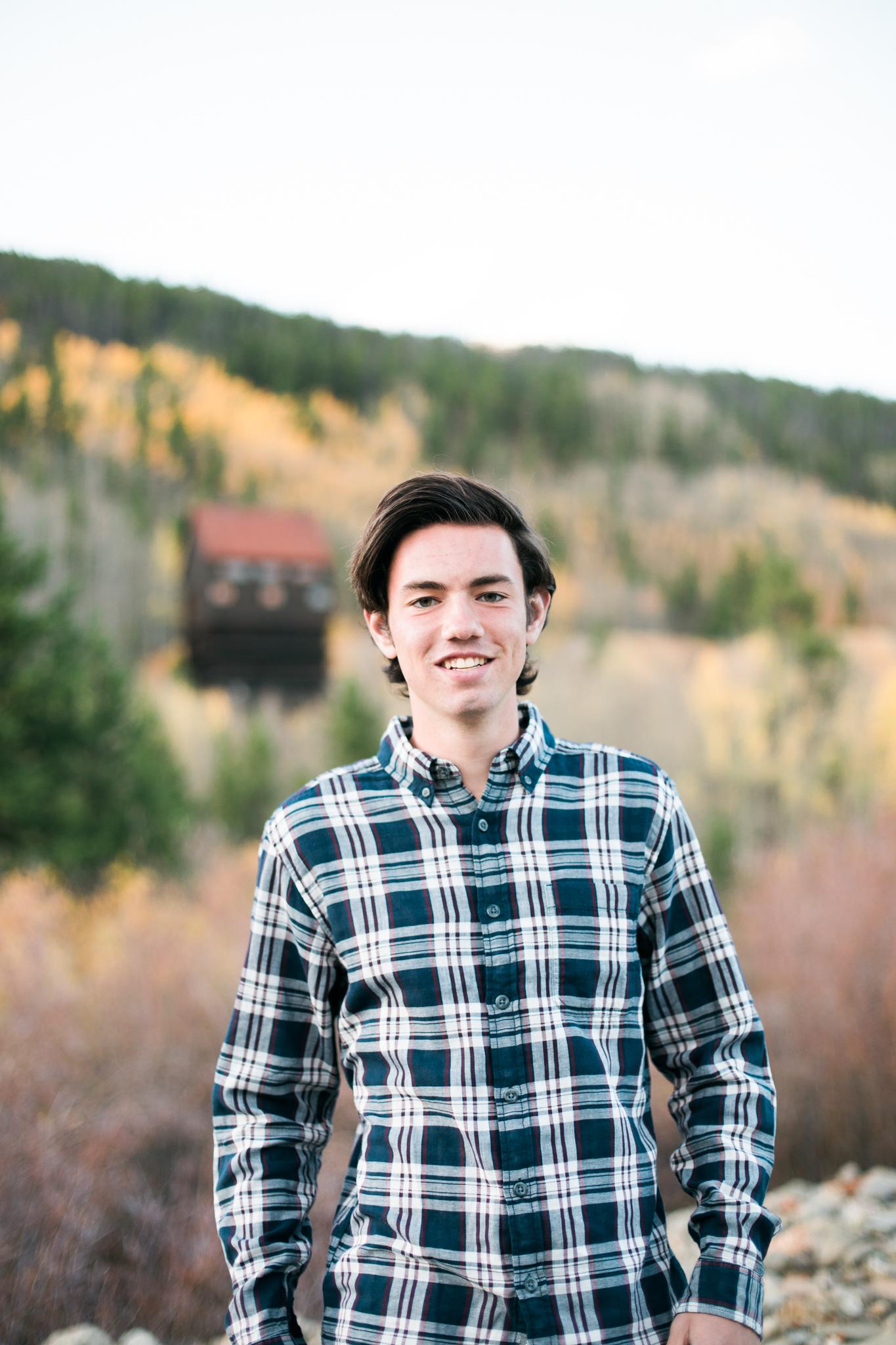 Peter Breckenridge Senior