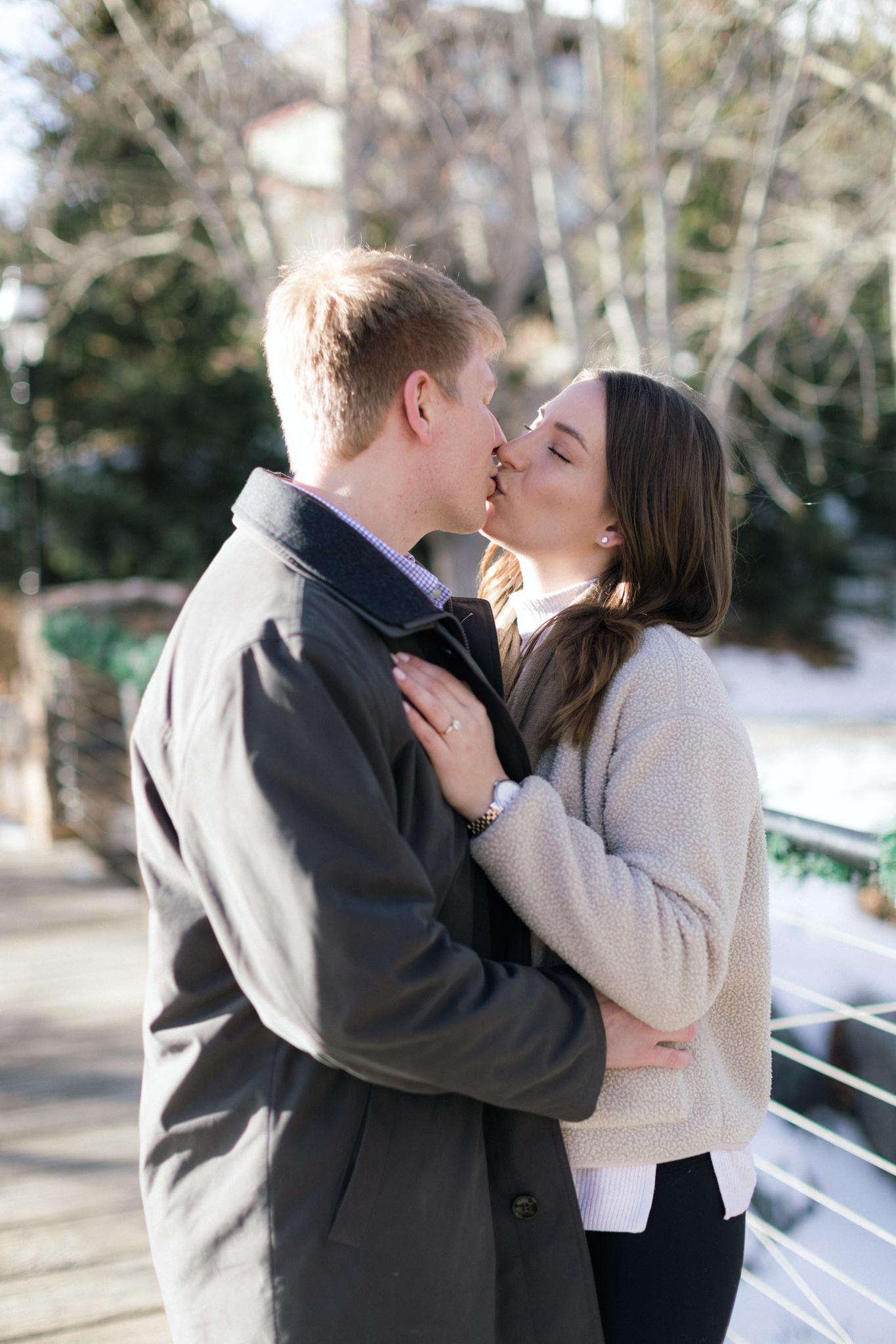 Sylvia and Brady Breckenridge, Colorado