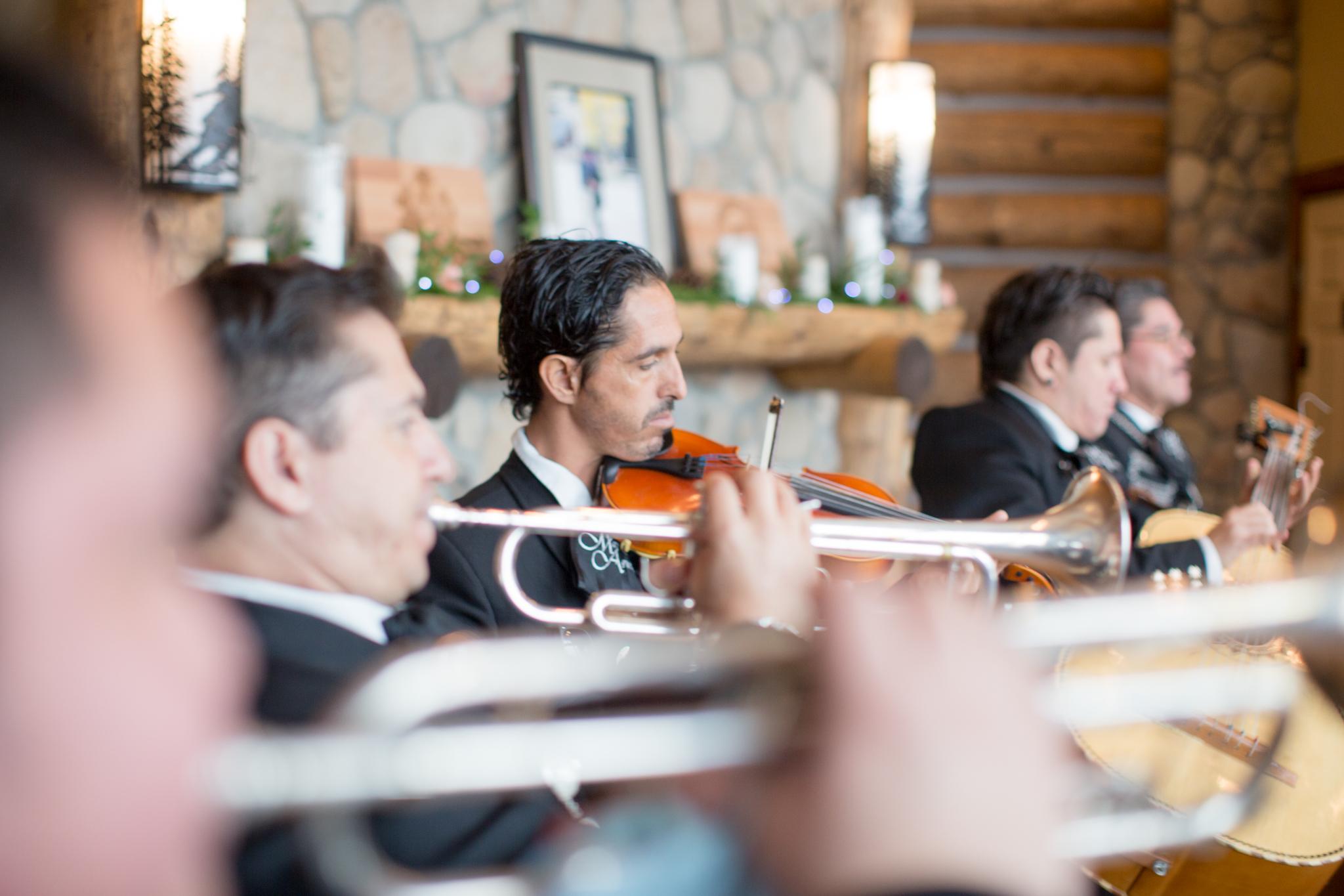 Lodge at Breckenridge Winter Wedding