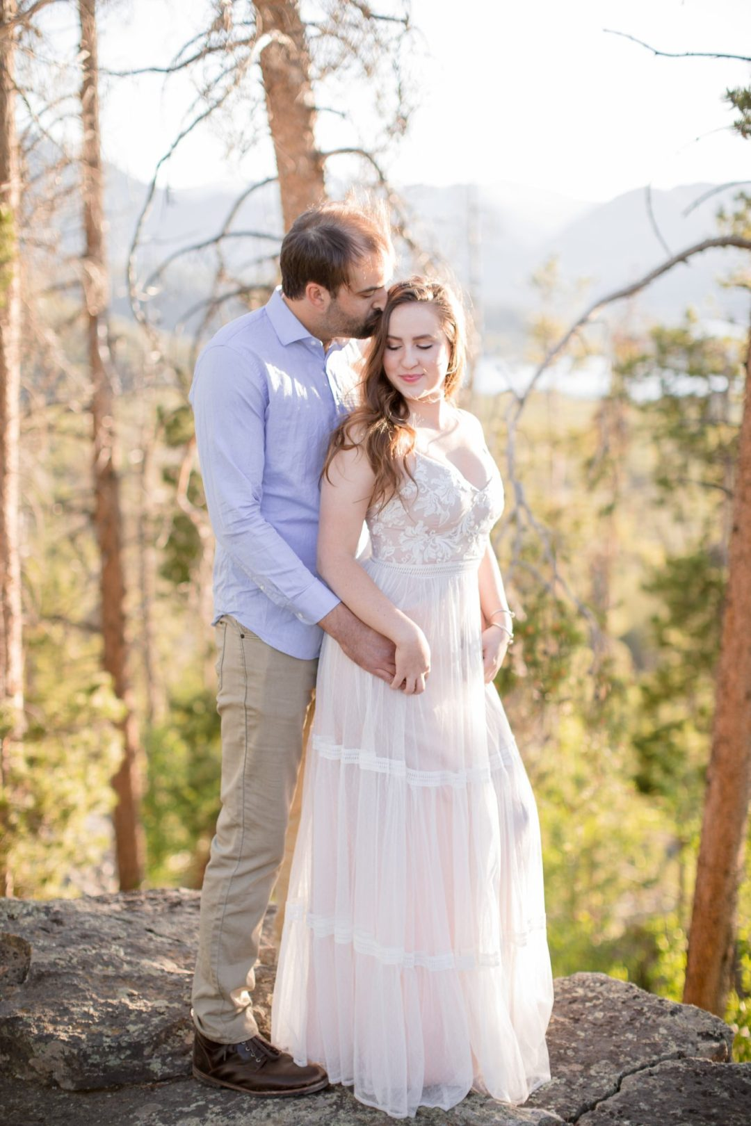 Breckenridge Engagement Photography