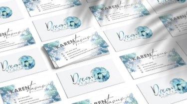 Dream Dealer - Branding, print design by Andrea Studios