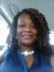 Yolanda Gilmore Bus shot