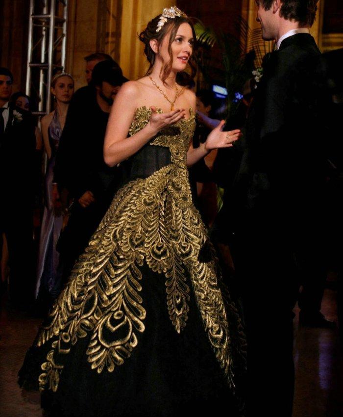 Fashion Icon Blair Waldorf Archives Andrea Valentina