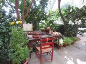 Ahhhh Frida…you inspire me… NYBG Art, Garden,Life
