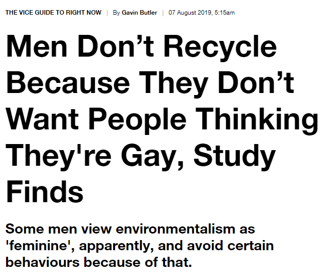 vice headline