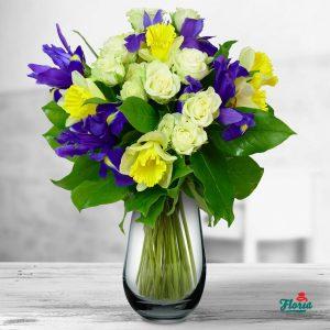 Buchete de  flori de primăvară deosebite