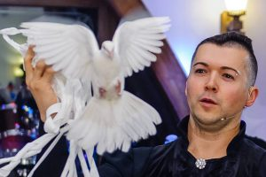 Lorenzo Cristian, magician evenimente