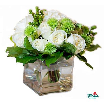 Aranjamente florale pentru nuntă