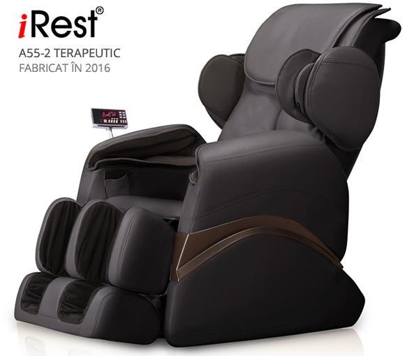 Cu un scaun de masaj ai parte de ședințe terapeutice la tine acasă
