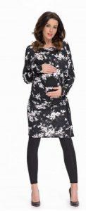 Fii o mămică sexy purtând colanti pentru gravide