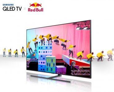 """Samsung și Red Bull lansează provocarea """"See the Bigger Picture"""" într-un nou videoclip cu sporturi extreme"""
