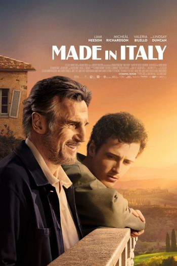 made in italy poster