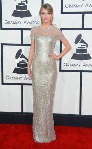 01. Taylor Swift Grammy 2014