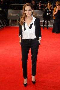 01. BAFTA 2014 - Angelina Jolie