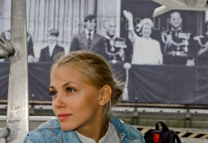 Andreea Ibacka - portret