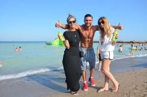 12. Sore, Dorian, Andreea Ibacka Plaja Lipton