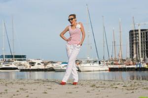 08. Andreea Ibacka - Carrefour TeX tinuta 2